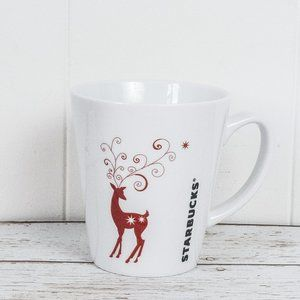 🌻 2/$25  Starbucks 2011 Holiday Collectible Mug